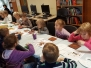 Edukacinės pamokėlės bibliotekoje