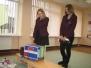 Gimnazistų išradingumas- skatina ikimokyklinukus rūšiuoti