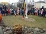 Iškilmingas vėliavos pakėlimas, pagerbiant Lietuvos Laisvės gynėjus
