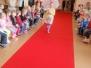 Mažieji dizaineriai.Pačių vaikų dažyti drabužiai pradžiugino Žiogelį