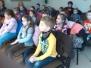 Savaitė be patyčių Ekskursija į Šilo pagrindinę mokyklą saugaus eismo klasę.